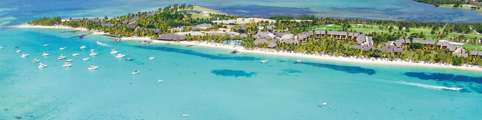 beachcomber maurice paradis