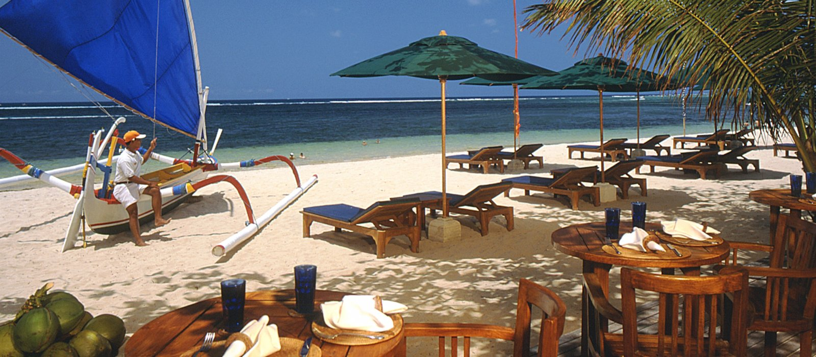 Bar i restauracja Cocos Beach Club