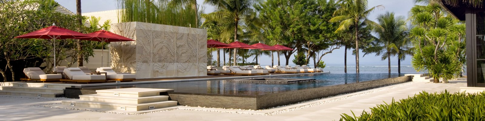 The Royal Santrian Luxury Beach Villas - luksusowe wille na Bali
