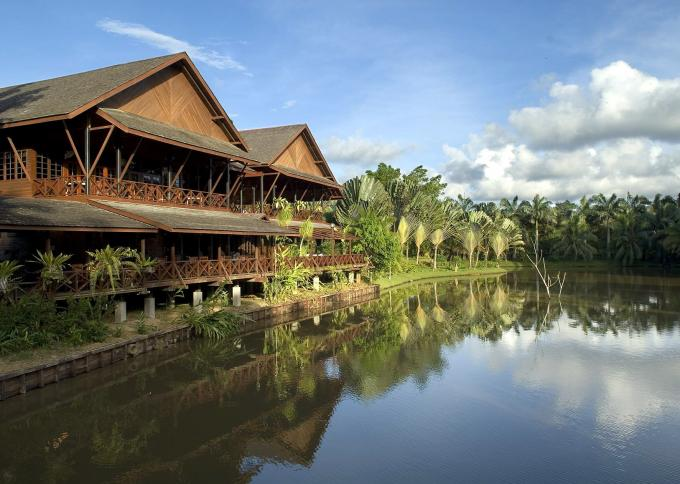 Sepilok Nature Resort