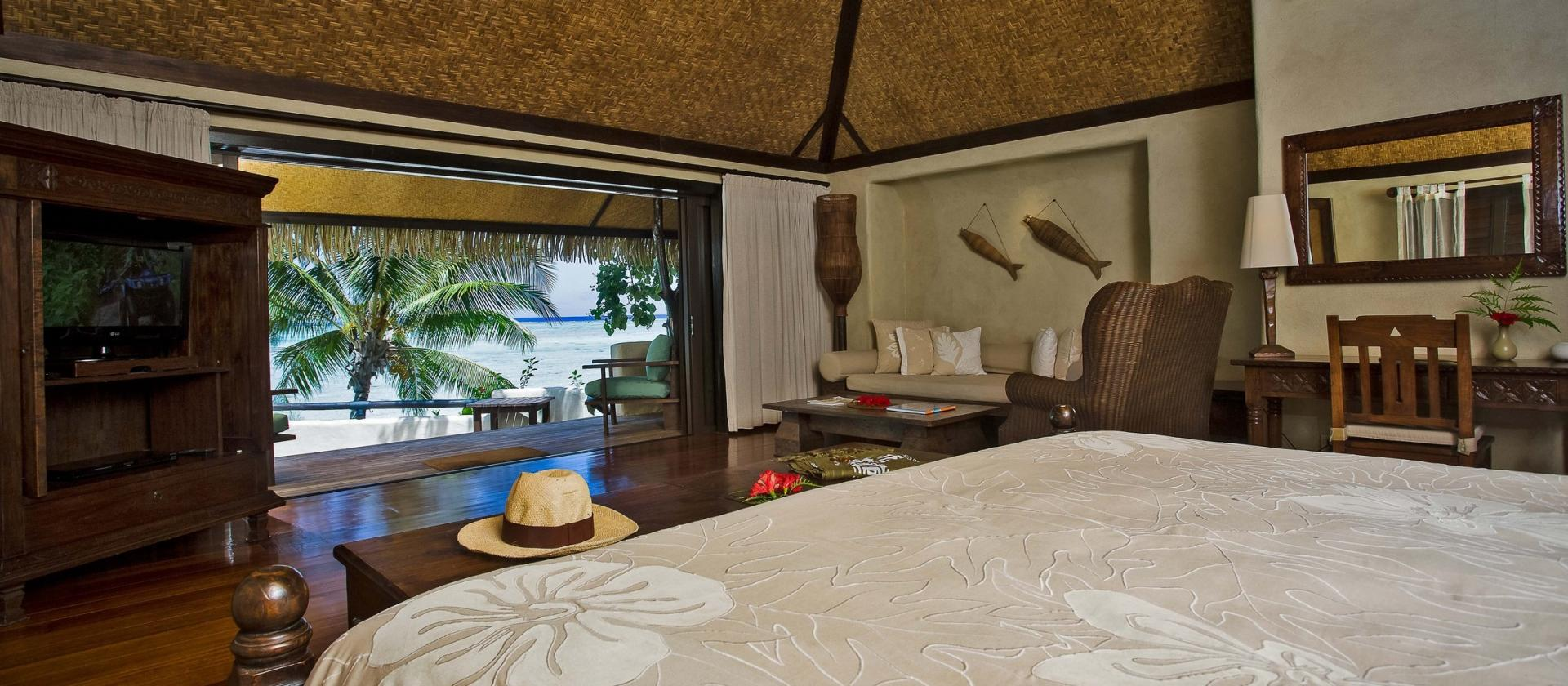 Ultimate Beachfront Suite